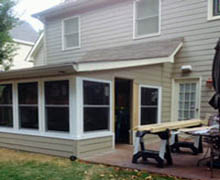 ... Patio Enclosures   And Weu0027re Famous For Quality Atlanta Vinyl Windows!  Weu0027re Proud To Be Certified By The Assoc. Of Window And Door Installers  (under ...